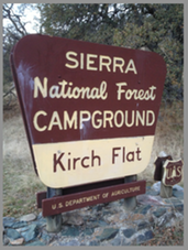 Kirch Flat Sign